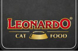 Leonardo Catfood Logo